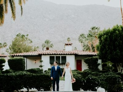 Melina & Joseph Palm Springs Wedding